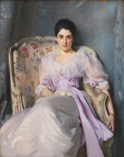 John Singer Sargent, Lady Agnew of Lochnaw.